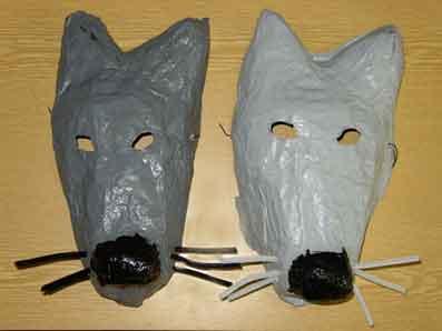Fabriquer des masques et chapeaux de carnaval - Masque de carnaval a fabriquer ...