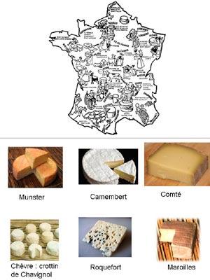 la fabrication du fromage expliqu e aux enfants. Black Bedroom Furniture Sets. Home Design Ideas